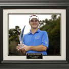 Kevin Streelman 11x14 Photo Framed