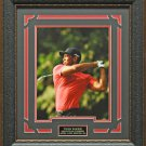 Tiger Woods Grand Slam Champion 11x14 Photo Display.