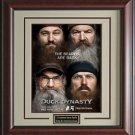 Duck Dynasty TV Poster Framed