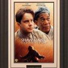 Shawshank Redemption 11x17 Movie Poster Framed