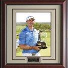 Martin Laird Wins Texas Valero Open 11x14 Photo Framed
