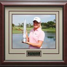 Suzann Pettersen Wins Lotte Champion 11x14 Photo Framed