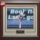 Yasiel Puig LA Dodgers Framed Photo