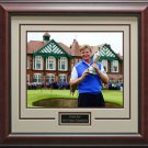 Ernie Els 2012 Open Champion Framed 11x14 Photo