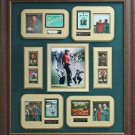 Tiger Woods Signed Masters Championships Framed Display