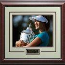 Michelle Wie 2014 US Open Champion 11x14 Photo Display.