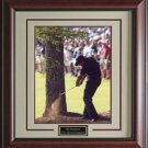 Phil Mickelson 2010 Masters 11x14 Photo Framed