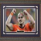 Wesley Sneijder Netherlands Framed Photo
