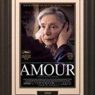 Amour Poster Framed