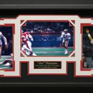 Joe Montana Signed Framed Photo