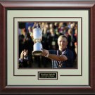 Jordan Spieth 2015 US Open Champion Trophy 16x20 photo Display.