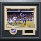 Odell Beckham Jr The Catch Signed Photo Display.