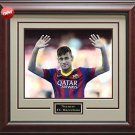 Neymar F.C. Barcelona Framed Photo