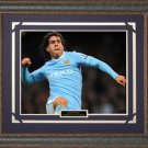 Carlos Tevez Manchester City Framed Photo