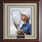 Karrie Webb Wins ShopRite LPGA Classic Framed 16x20 Photo