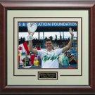 Milos Raonic 2014 Citi Open Champion 16x20 Photo Display.