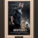 Snitch Movie Poster Framed