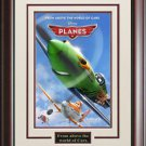 Planes Framed Movie Poster