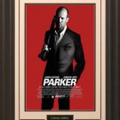 Parker Movie Poster Framed