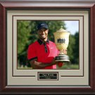 Tiger Woods 2013 WGC Bridgestone Invitational Champion 11x14 Photo Framed