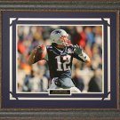 Tom Brady 11x14 Action Photo Matted & Framed