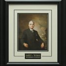 Harry S. Truman Portrait 11x14 Photo Framed