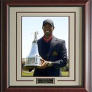 Tiger Woods Wins Arnold Palmer Invitational Champion 11x14 photo Framed