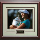Michelle Wie 2014 US Open Champion Photo Display.