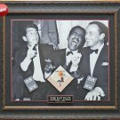 The Rat Pack Photo Framed