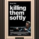 Killing Them Softly 11x17 Movie Poster Framed