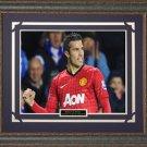 Robin Van Persie Manchester United Framed Photo