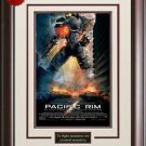 Pacific Rim Framed Movie Poster