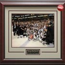 Chicago Blackhawks Stanley Cup Champions Framed Photo