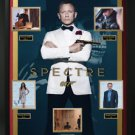 SPECTRE Multi-Signed 5 Photo Collage With Replica Gun Collage Display.