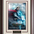 Thor The Dark World Framed Movie Poster
