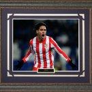 Falcao Athletico Madrid Framed Photo