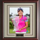 Ilhee Lee Wins Pure Silk Bahamas LPGA Classic Champion 11x14 Photo Framed