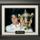 Rafael Nadal Wimbledon 11x14 Photo Framed