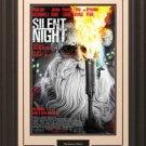 Silent Night 11x17 Movie Poster Framed
