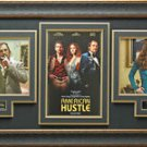 American Hustle Signed Framed Display