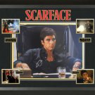 Al Pacino Signed Scarface 16x20 Photo Display.