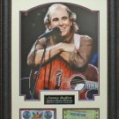 Jimmy Buffett Portrait Photo Framed