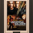 Universal Soldier Day Of Reckoning 11x17 Movie Poster Framed