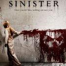 sinister dvd + digital copy