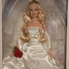 David's Bridal Eternal Blonde Barbie Collector Silver Label Collectible Doll