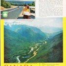 """1963 Canada Tourism Ad """"""""Adventure"""""""""""