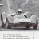 "1963 Champion Spark Plug Ad """"Roger Penske"""""