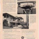 1953 GENERAL INSURANCE COMPANY OF AMERICA Advertisement