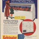 "1937 KELVINATOR REFRIGERATION ""STORE FIXTURES"" Ad"