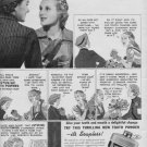 "1937 LISTERINE TOOTH POWDER ""A THRILL"" Advertisement"